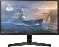 LG 24 inch Gaming Monitor – 1ms, 75Hz,Full HD, IPS Panel with VGA, HDMI, Display Port, Heaphone Ports 36% off