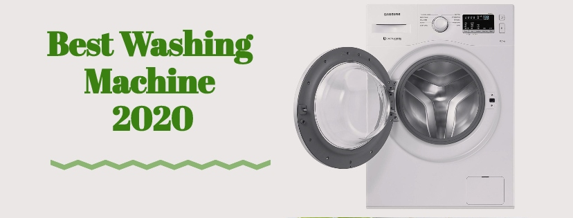 Best washing machine in india 2020