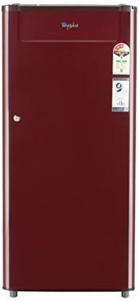 Whirlpool 190 L 3 Star (2019) Direct Cool Single Door Refrigerator(205 GENIUS CLS PLUS 3S WINE-E, Wine)