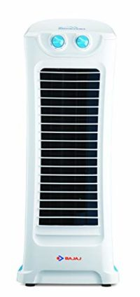 Bajaj Snowvent Tower Fan Blue-Turquoise