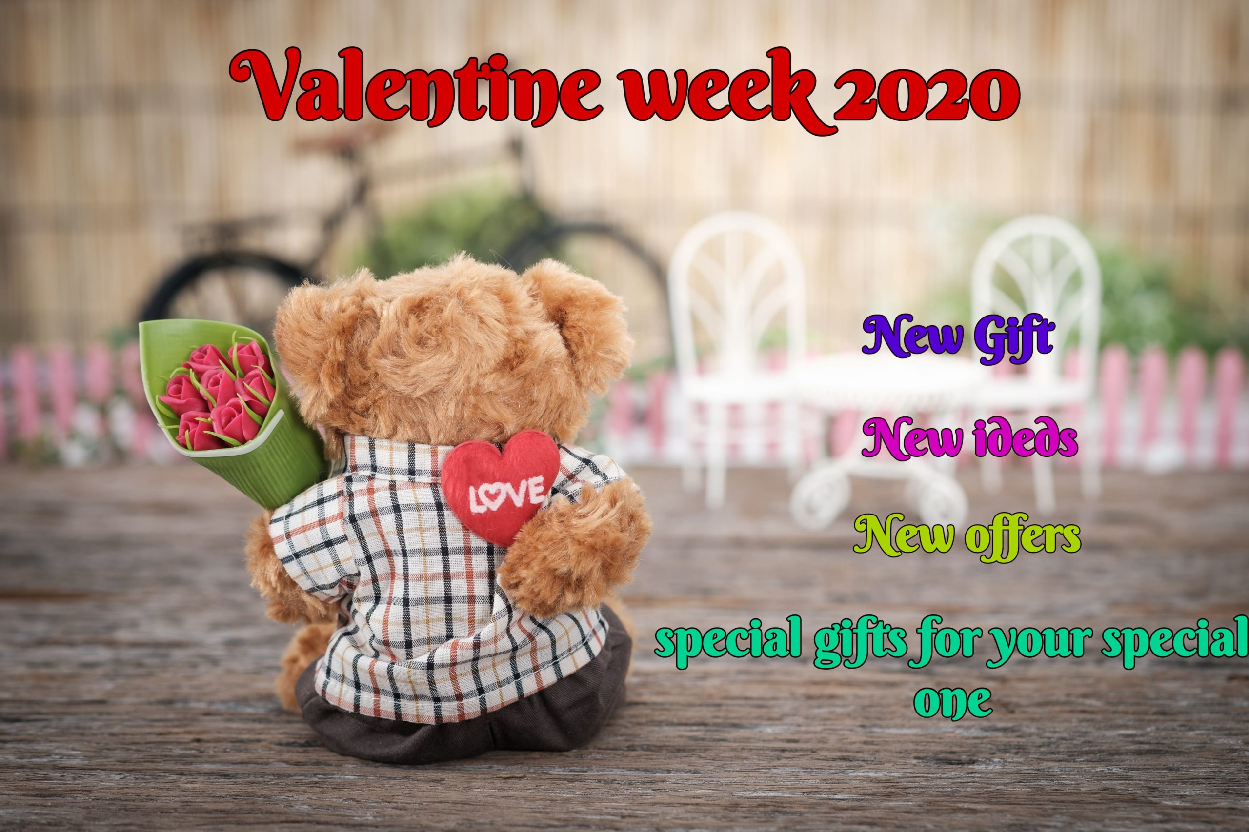 Valentine week 2020 | Best Gift valentine's week