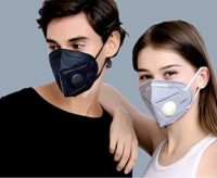 Xtore Anti Pollution Mask | Advanced inbuilt 5 layer filter | Premium Quality – (Pack of 1)