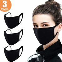 ALTRIGA Comfortable Anti-Pollution Dust Mask for Air Filtration, Dustproof Anti Virus/bacteria Mask, PM2.5 Filters Air Purifier for Both Men and Women- PACK OF 3