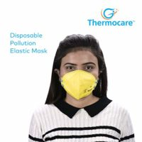 Thermocare Pollution mask for men and women pack of 2