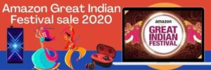 Amazon Great Indian Festival sale: Upcoming biggest Diwali sale of the year 2020